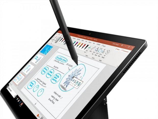 مدل ۲۰۲۱ لنوو ThinkPad X1 Carbon و X12 Detachable
