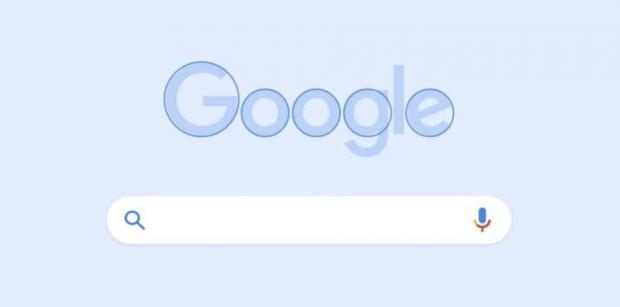 طراحی جدید بخش سرچ گوگل