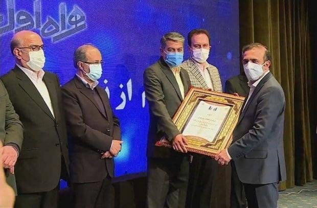 رتبه بندی شرکت های برتر ایران