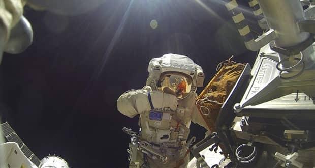 فضانورد ایرانی