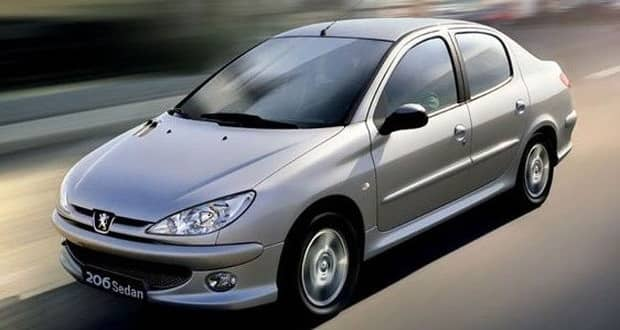 قیمت کارخانه ای محصولات ایران خودرو