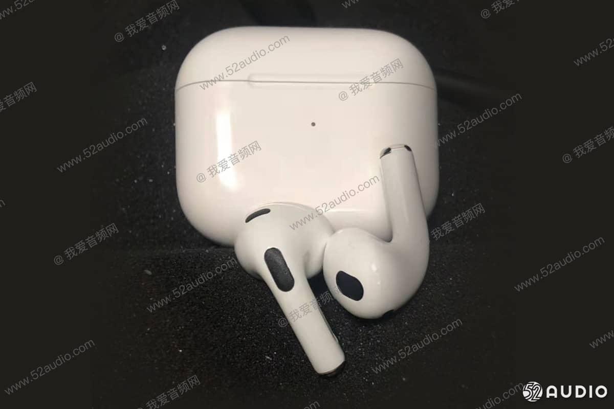 عکس اپل ایرپادز 3