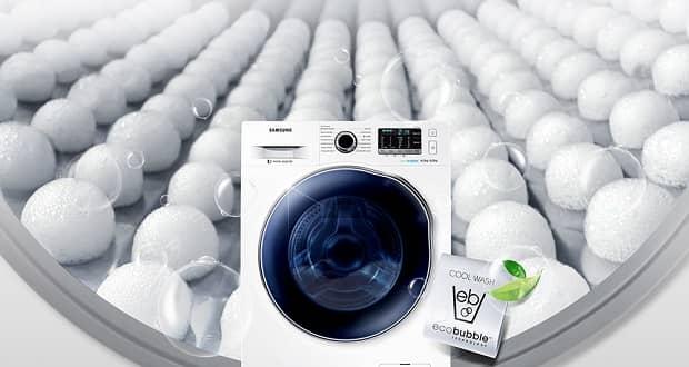 ماشین های لباسشویی ۸ کیلویی سامسونگ