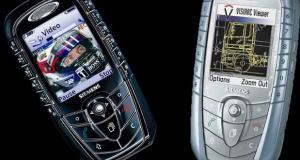 گوشی های برند ماشین