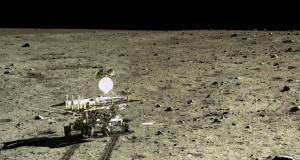 ماه نورد چینی Yutu 2