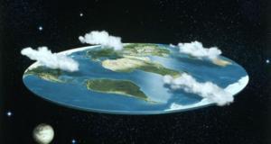 زمین تخت گرایان