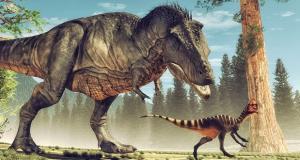 علت انقراض دایناسورها