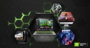 سرویس استریم بازی GeForce Now