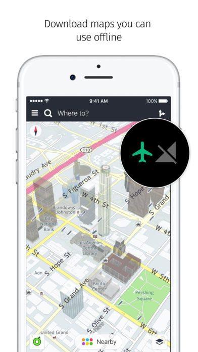 اپلیکیشن مسیریابی جایگزین waze