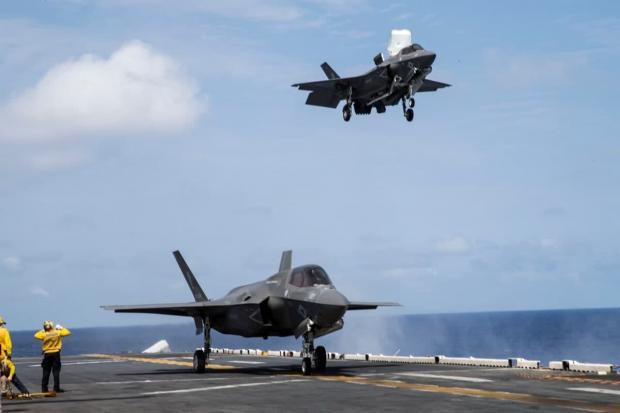 موشک جدید تفنگداران دریایی