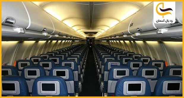 دریافت کد تخفیف خرید آنلاین بلیط هواپیما تهران