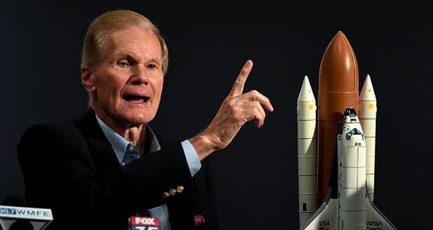 رئیس جدید ناسا