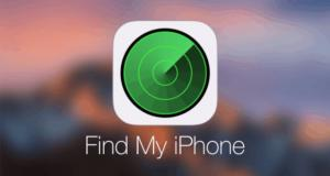 قابلیت Find My iPhone