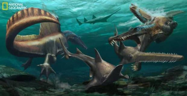10 مورد از جدیدترین اکتشافات دنیای دایناسورها