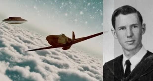داستان مبارزه هوایی گورمن و تعقیب و گریز یوفو در شهر فارگو آمریکا
