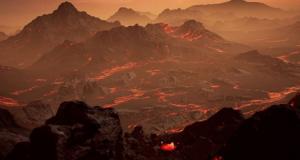 سیاره فراخورشیدی با دمای ۷۰۰ کلوین