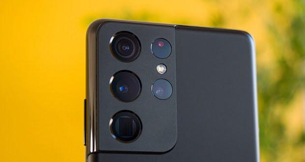 گوشی سامسونگ با دوربین شش گانه