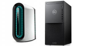 نسل جدید دسکتاپ Dell XPS و Alienware Aurora R12