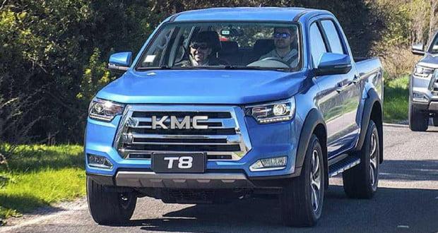 خودرو KMC T8