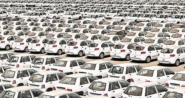 خودروهای قرعه کشی شده