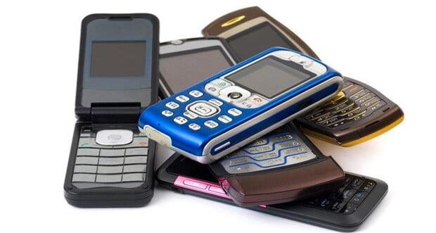 گوشی های غیر هوشمند