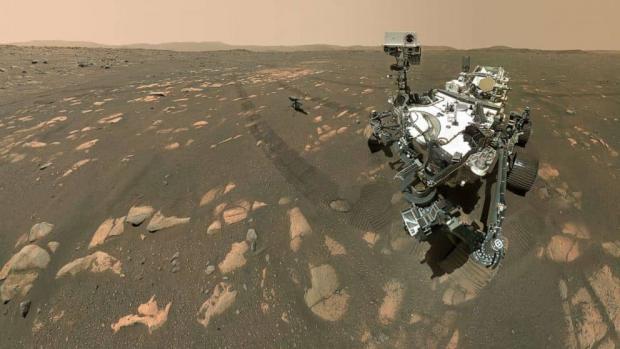 کاوشگر ناسا برای اولین بار در تاریخ روی سطح مریخ اکسیژن تولید کرد