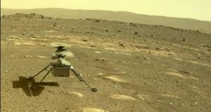 سلفی کاوشگر استقامت با هلیکوپتر مریخی نبوغ خبرساز شد