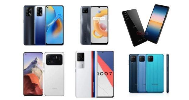 گوشی های هوشمند جدید