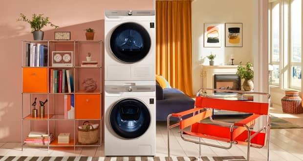 لباسشویی های سامسونگ