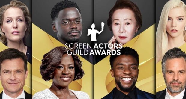 برندگان جایزه انجمن بازیگران فیلم 2021