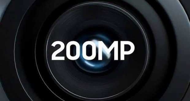 سنسور دوربین 200 مگاپیکسلی
