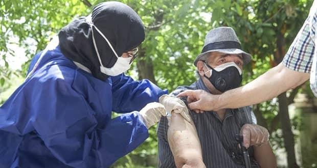 مراکز واکسیناسیون کرونا