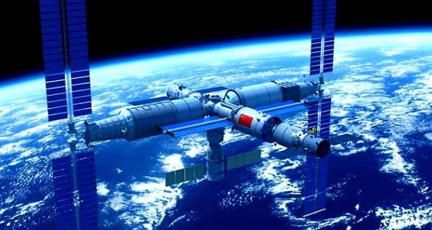 ایستگاه فضایی چین