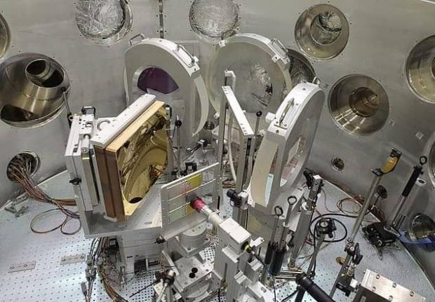 قدرتمندترین اشعه لیزر جهان