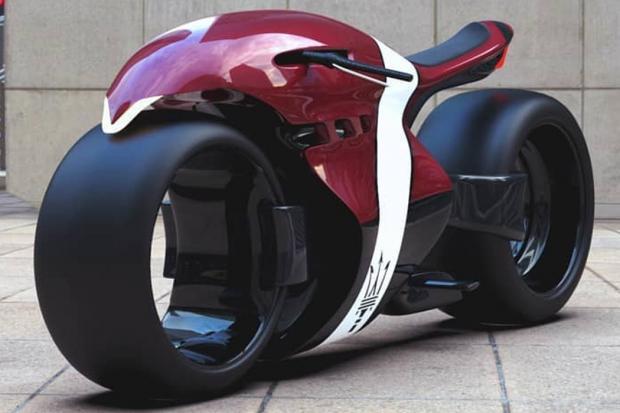موتورسیکلت های کانسپت