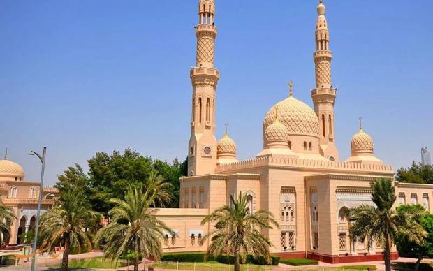 مشهورترین جاذبه های گردشگری دبی
