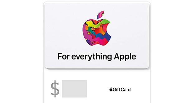گیفت کارت اپل