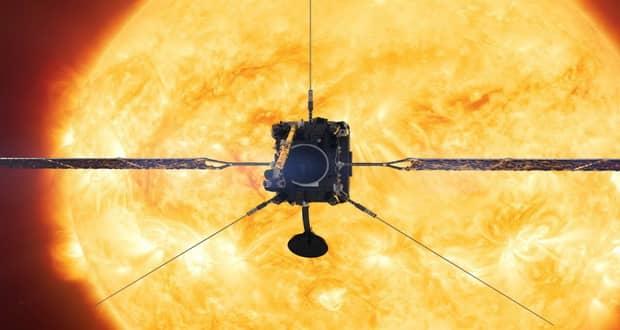 مدارگرد خورشیدی ناسا برای اولین بار اطلاعاتی غیر منتظره را ثبت کرد