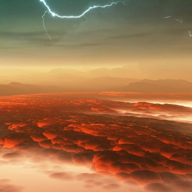 ثبت اتفاقی سیگنال رادیویی سیاره زهره اطلاعات عجیبی را برملا کرد