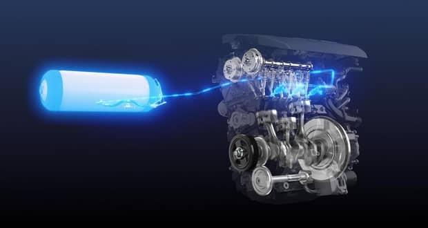 تجربه شگفتانگیز رانندگی با موتور احتراق داخلی هیدروژنی تویوتا + ویدیو