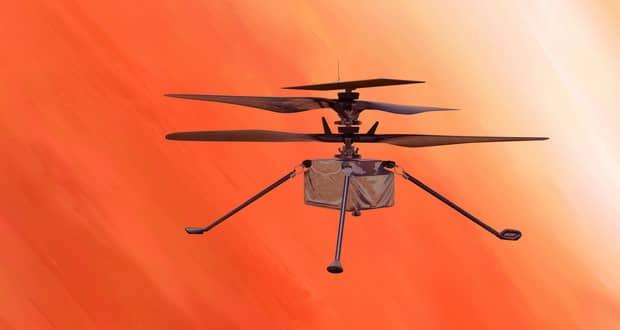 ناسا ماموریت هلیکوپتر مریخی نبوغ را تمدید کرد