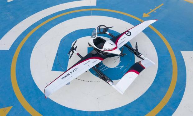 هواپیمای خودران VT-30 با قابلیت پرواز و فرود عمودی معرفی شد