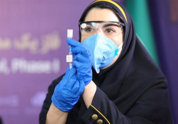 واکسن کوو ایران برکت