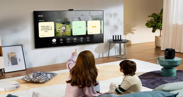 تلویزیون Smart Screen SE هواوی