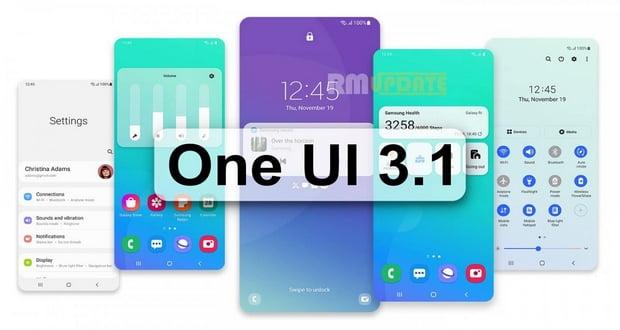 به روزرسانی One UI 3.1