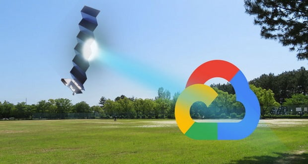 توافق نامه اسپیس ایکس با گوگل