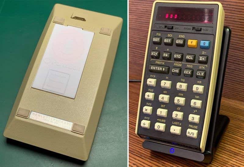 ماشین حساب HP