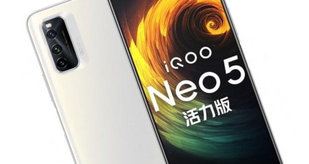 گوشی iQOO Neo5 Lite