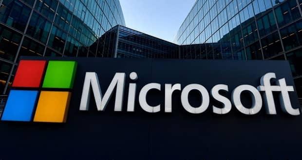 ارزش سهام مایکروسافت