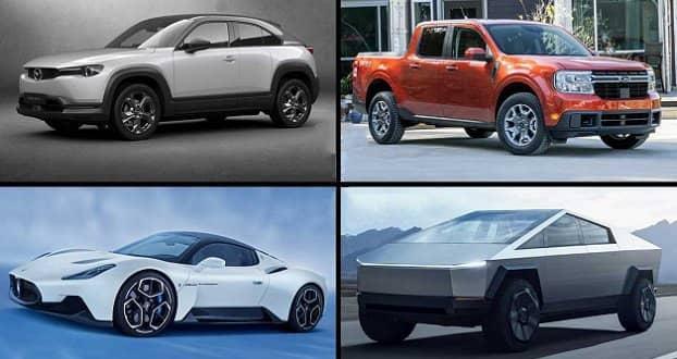 خودروی سال 2022 آمریکای شمالی